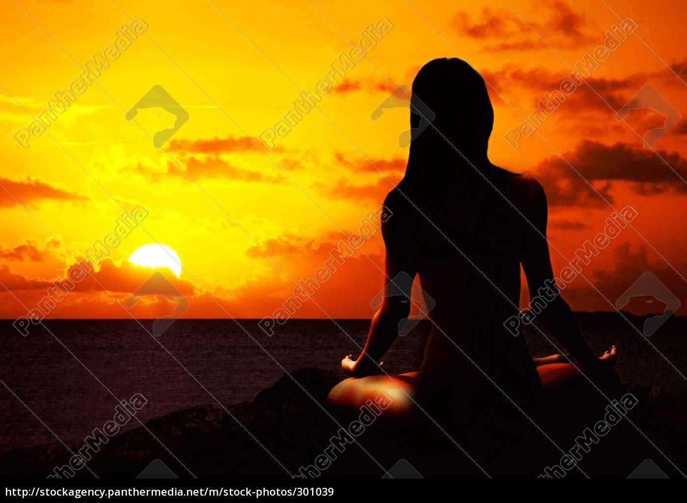 [sunset, yoga] - 301039