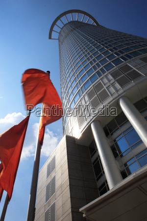 dz, bank, flag, in, motion - 302648