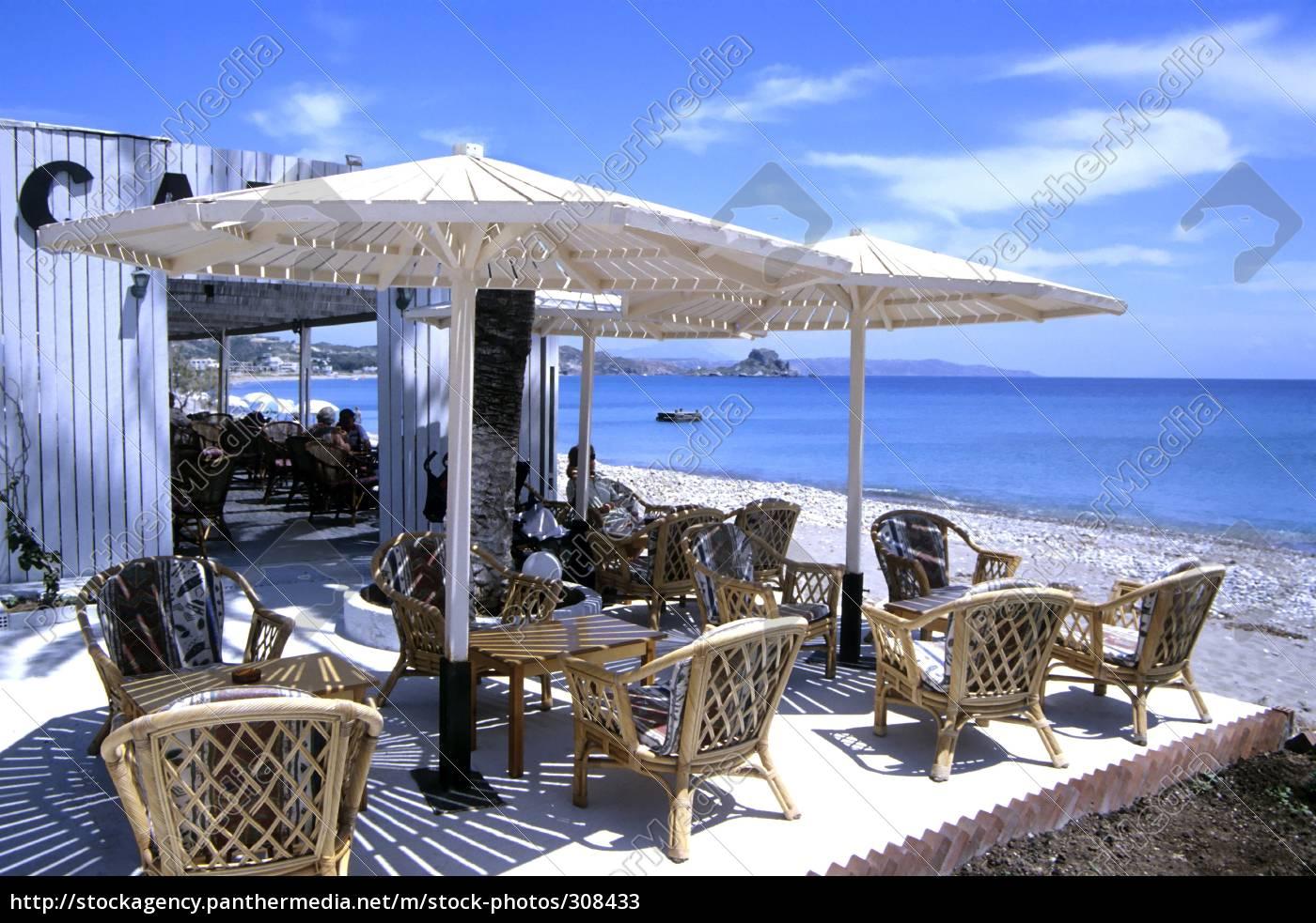 beach, cafe - 308433