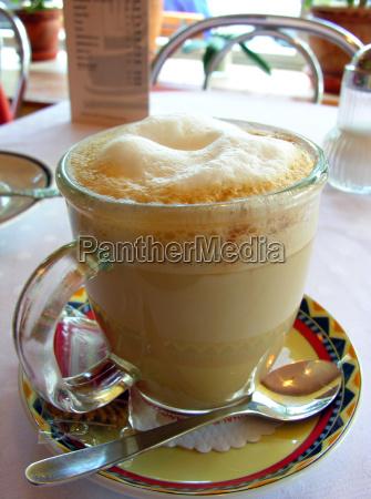 cafe vidro copo de vidro beber