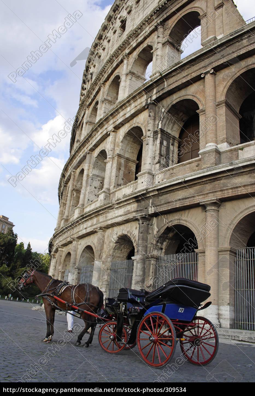colosseum, in, rome - 309534