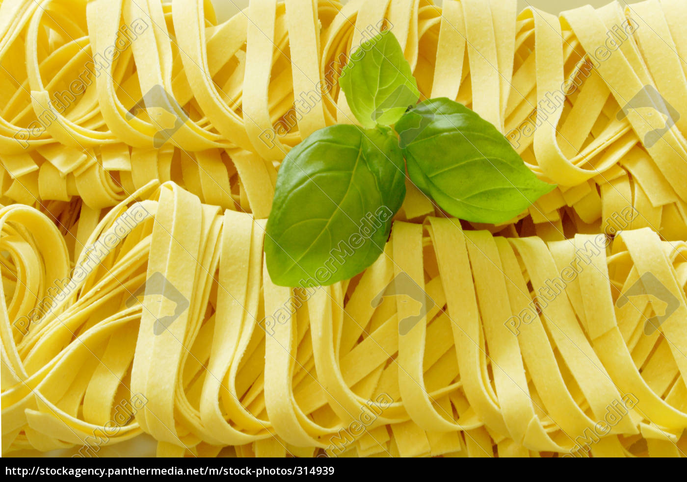 pasta, with, basil - 314939