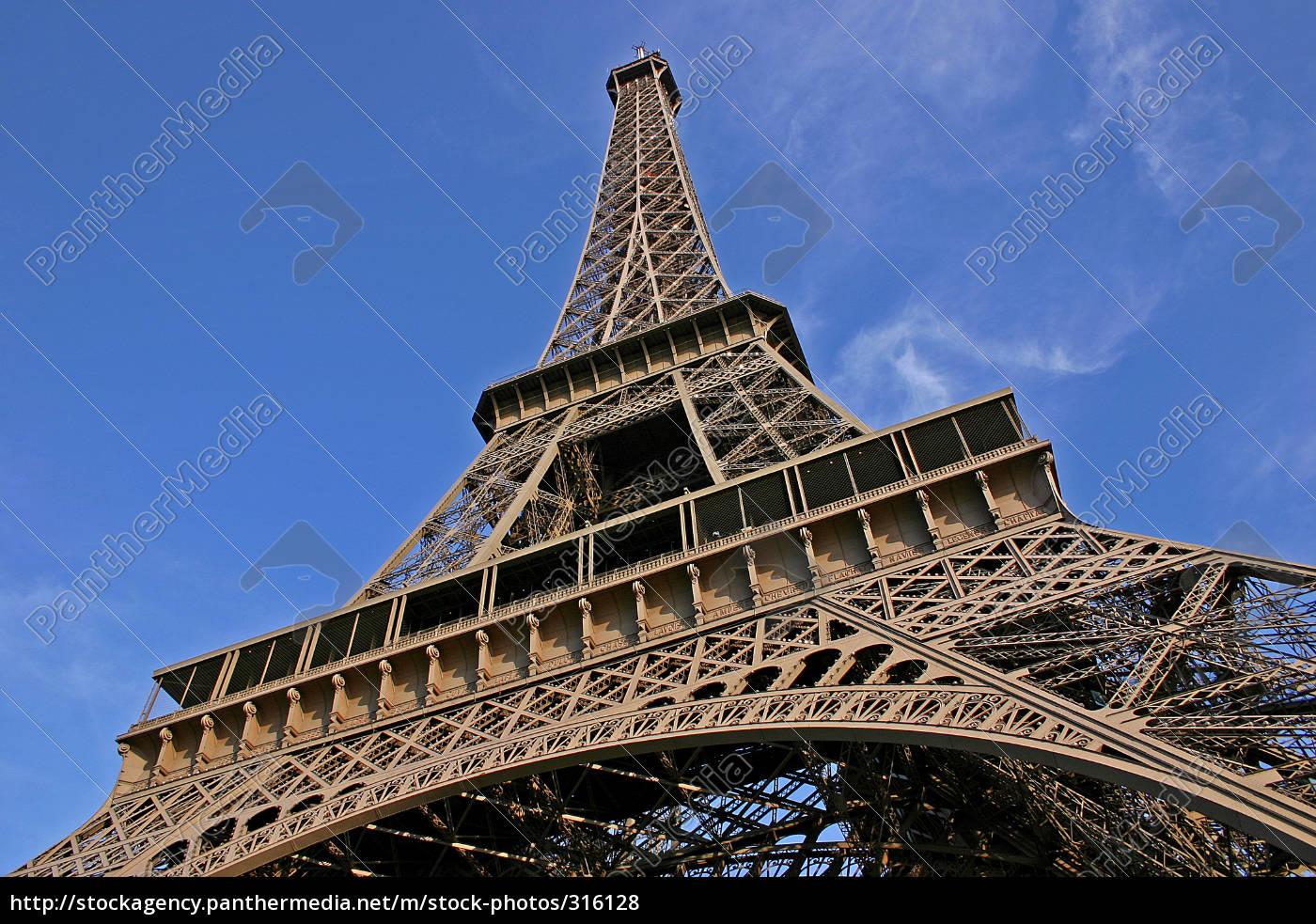 eiffel, tower, iii - 316128