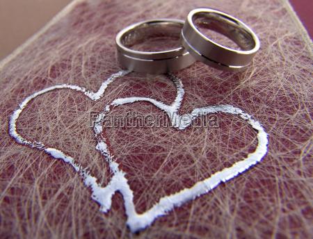 wedding, rings - 324311