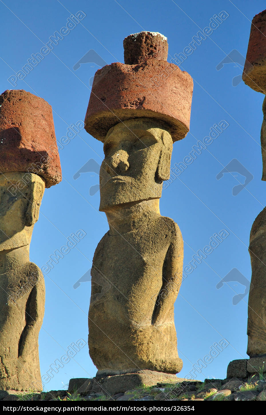easter, island, statues - 326354