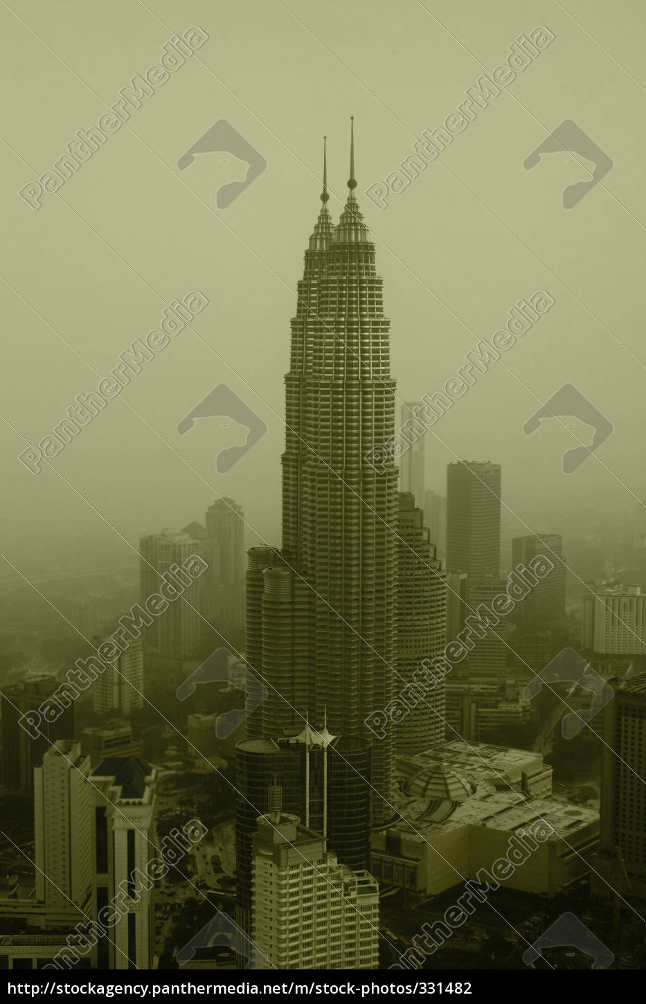 petronas, towers - 331482