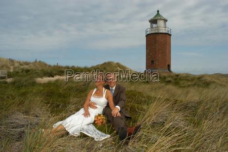 dunes wedding