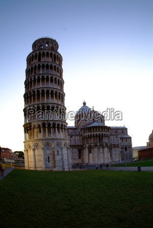 pisa tower church 2