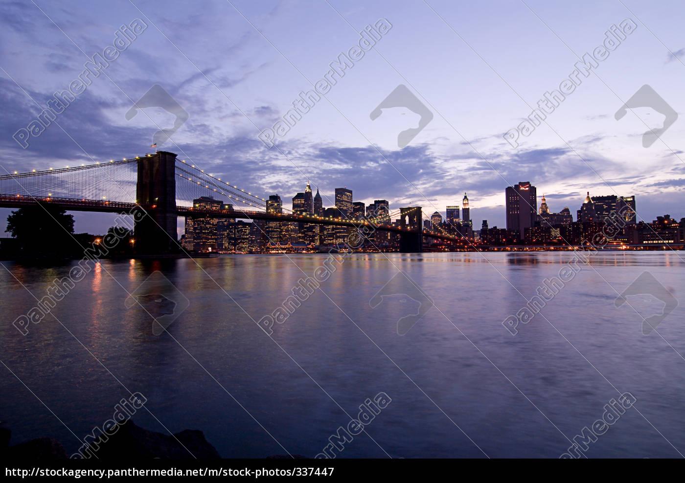 brooklyn, bridge - 337447