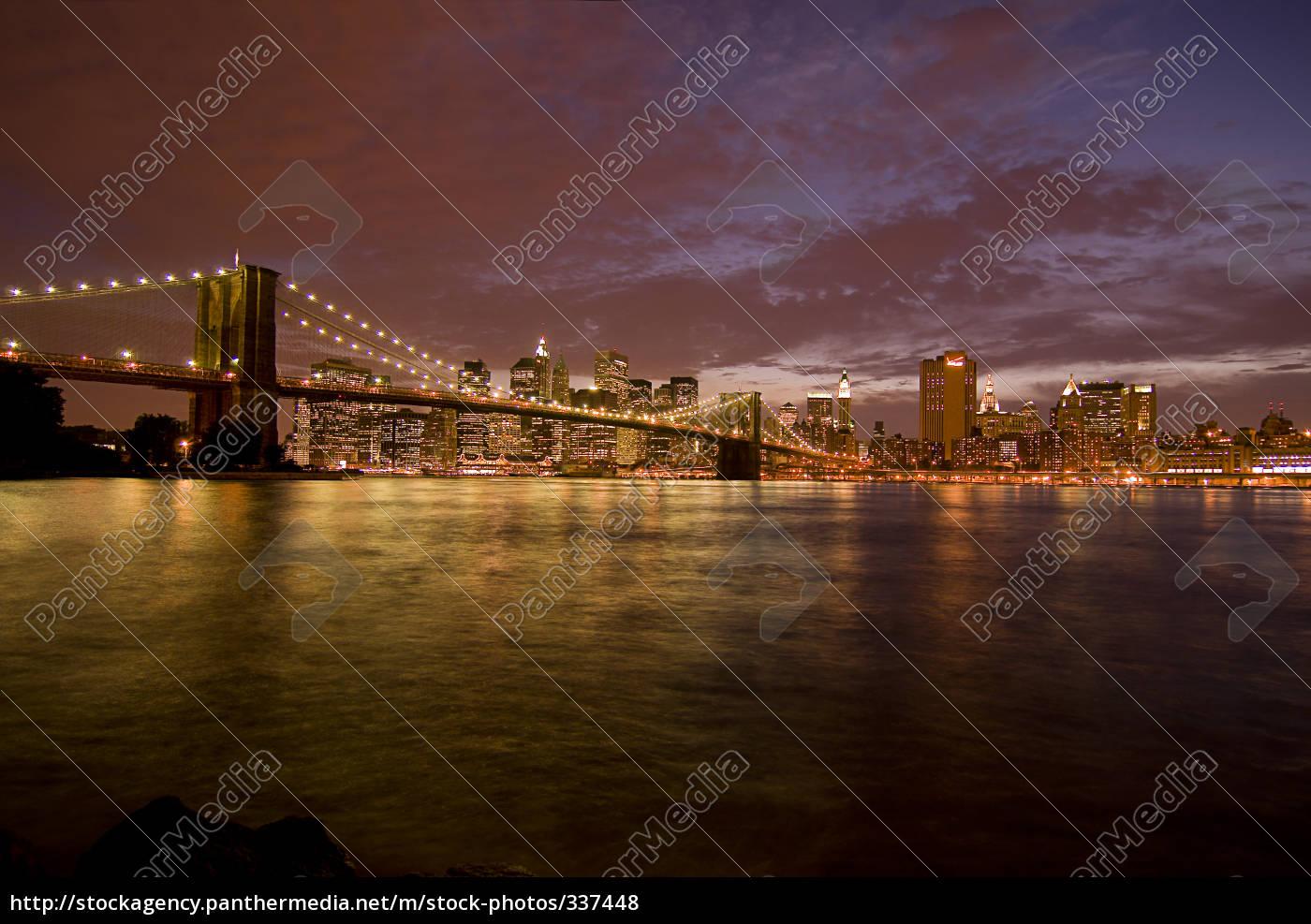 brooklyn, bridge - 337448