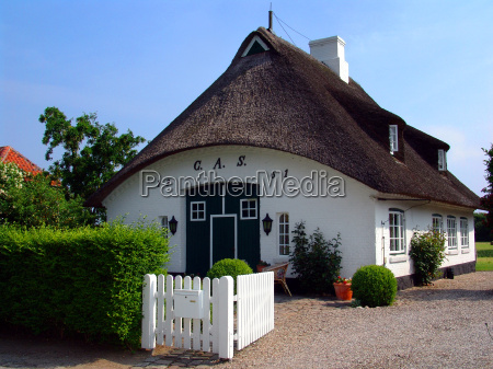 house in sieseby on the schlei
