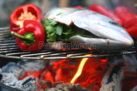 grilled, fish, 3 - 340571