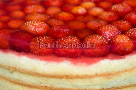 strawberry, cake, 02 - 340084