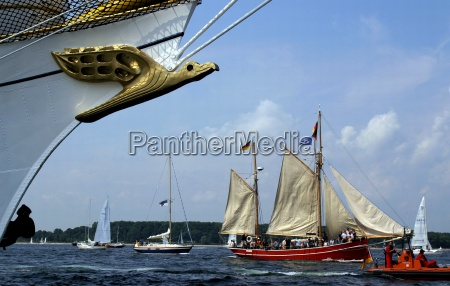 impressions of the windjammer parade 2006