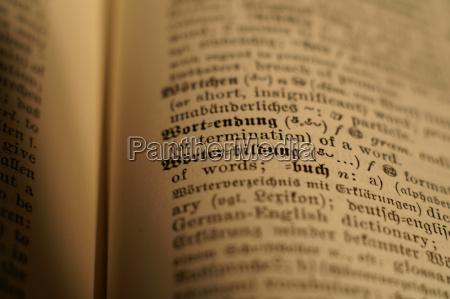 dictionary - 343473