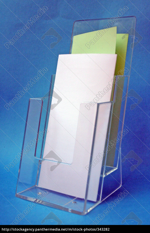 displayaufestller, for, flyers - 343282