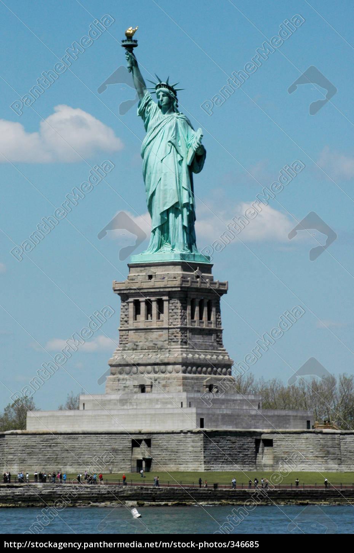 new, york, freiheitsstatue, 09 - 346685