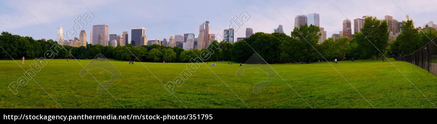 central, park - 351795