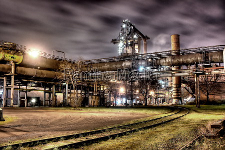 looking for blast furnace
