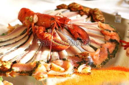 fish, plate - 356423