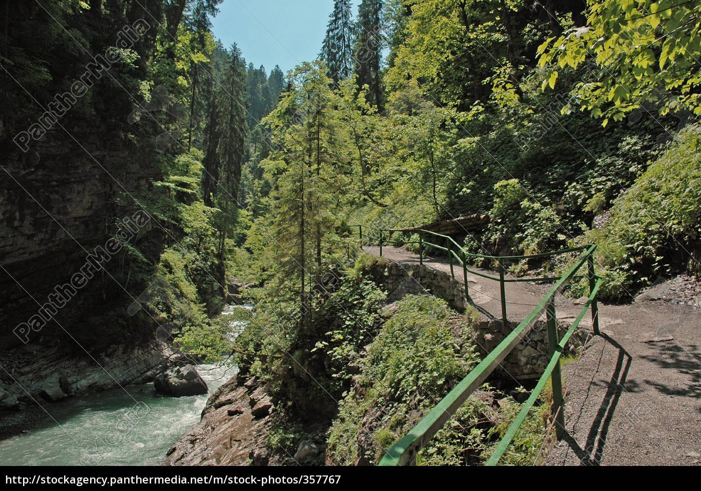 trail, through, the, gorge - 357767