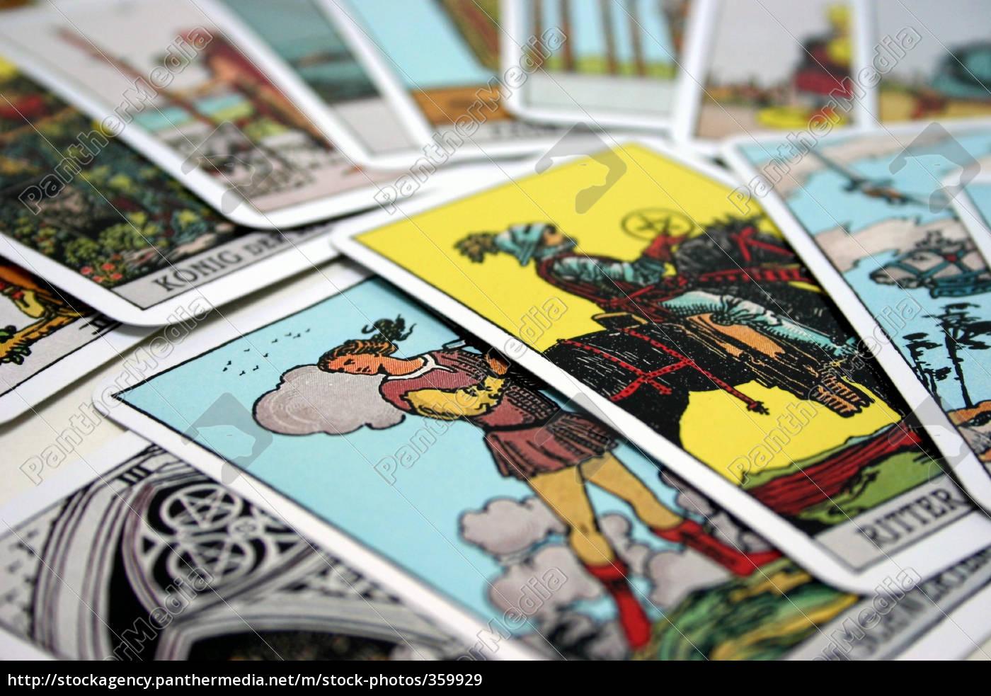 tarot, cards, (4) - 359929