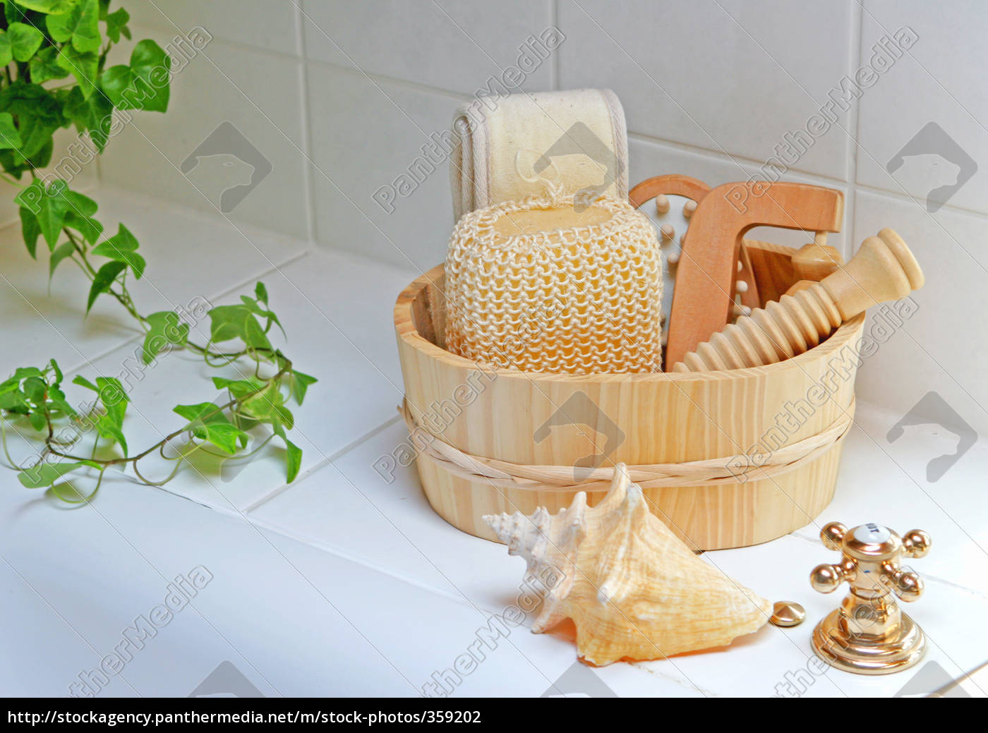 wellness, basket - 359202