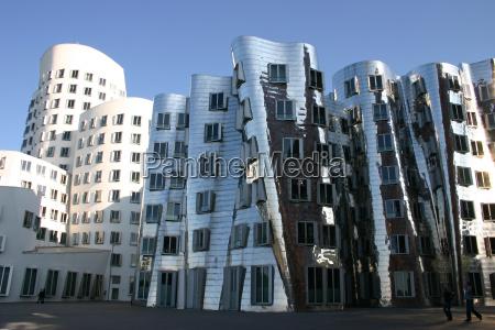 gehry, houses, dusseldorf - 361568