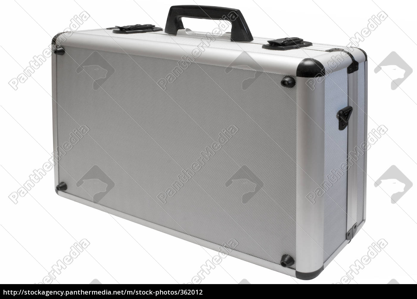 metal, suitcase, with, clipping, path - 362012