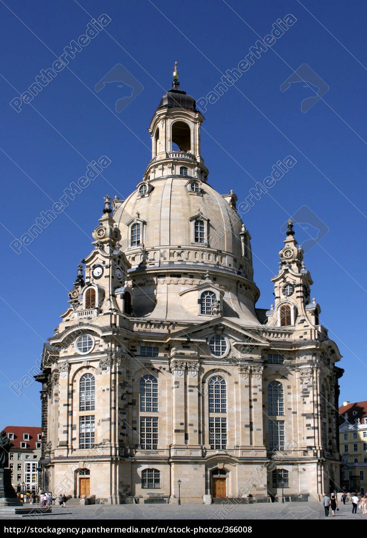 frauenkirche, dresden - 366008