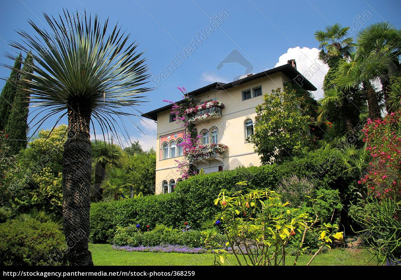 villa, in, gardone, riviera - 368259