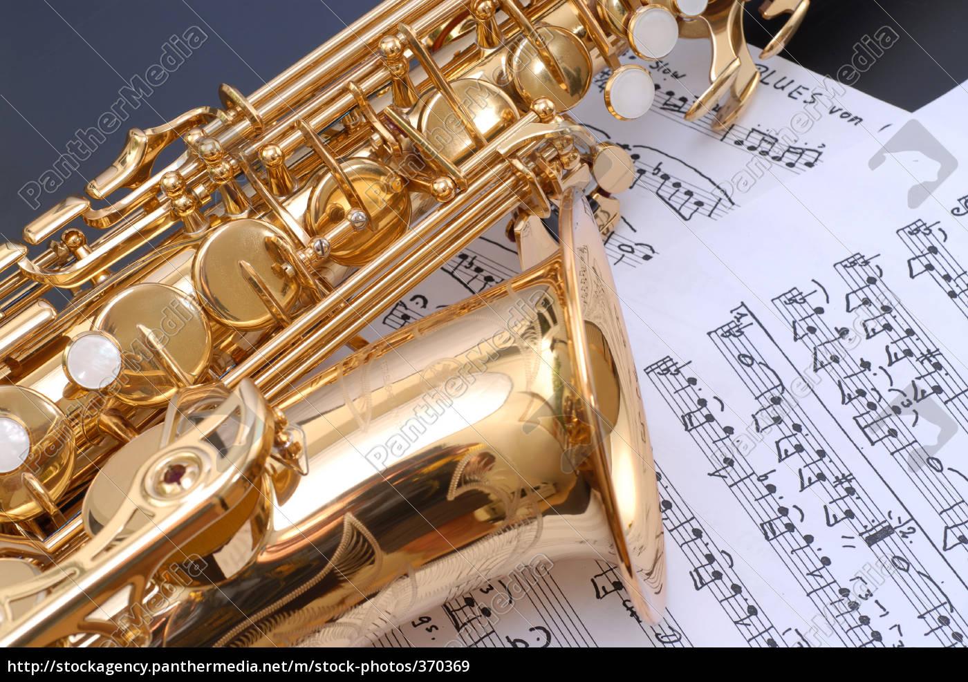 saxophone - 370369