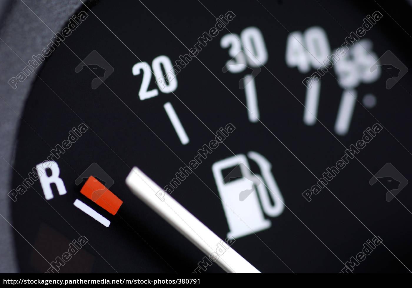 fuel, gauge - 380791