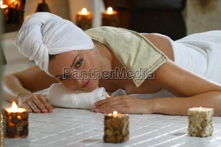 relaxing, girl - 385810