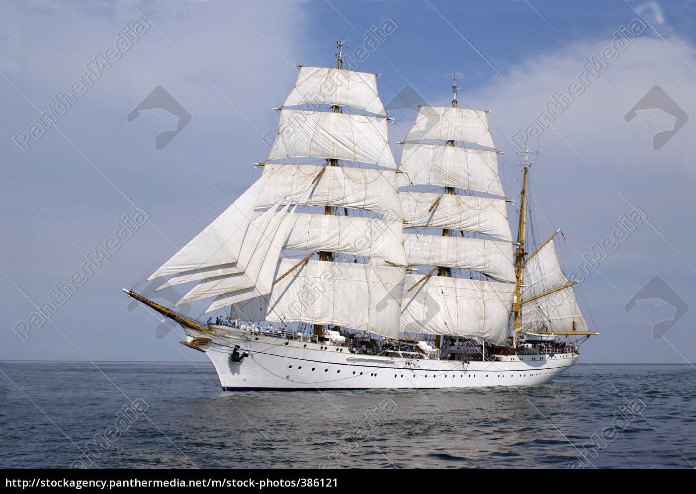 sailing, school, ship, gorch, fock - 386121