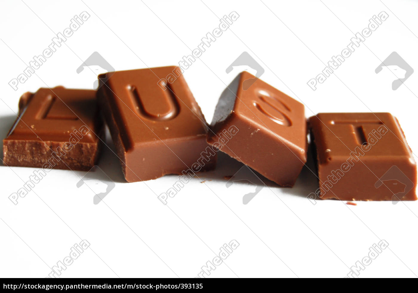 abc, chocolate - 393135