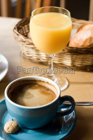 coffee, and, orange, juice - 401441