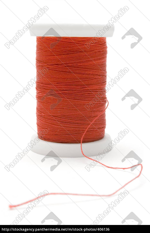 red, thread - 406136