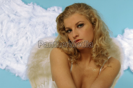 angel portrait 2