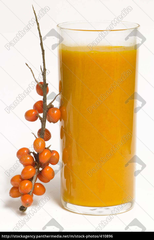 sea, buckthorn, juice - 410896