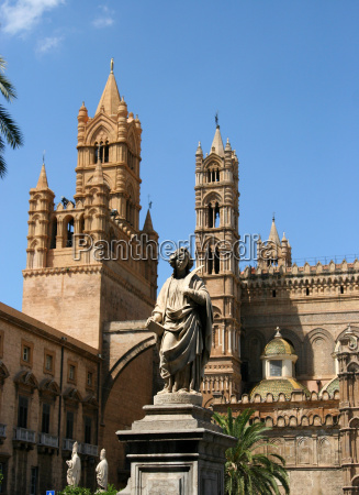 cathedral, of, palermo - 412925