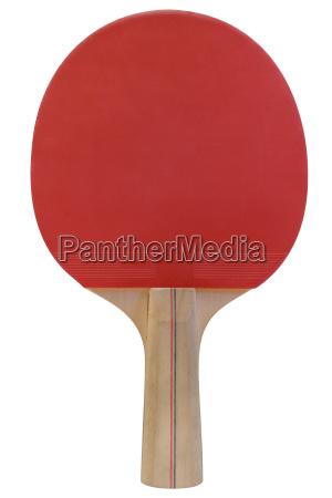 single table tennis bat