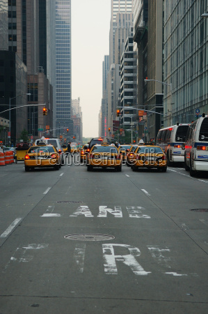 new, york, street, scene - 419408