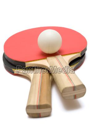 ping-pong, bats - 419827