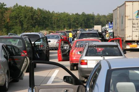 traffic, jam, 2 - 420391