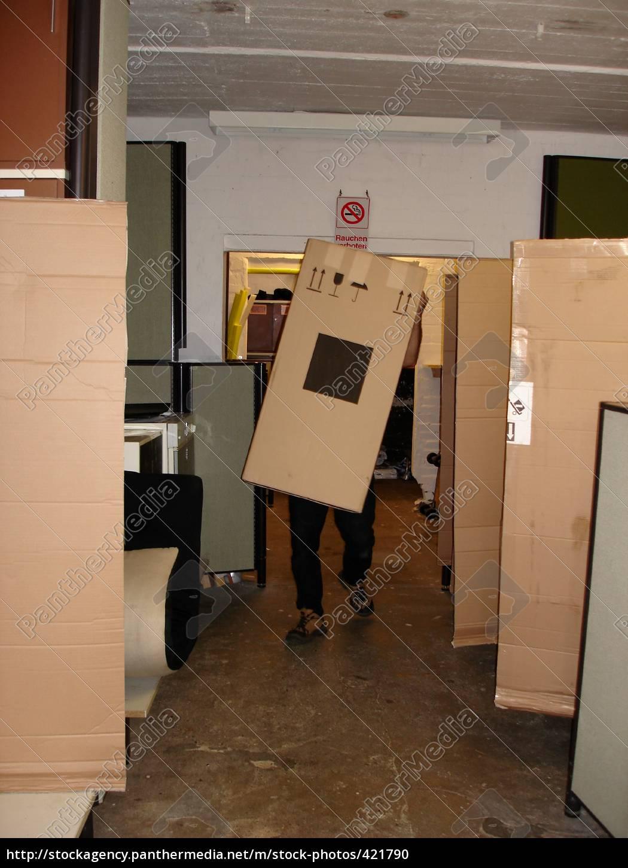 carton, warehouse - 421790