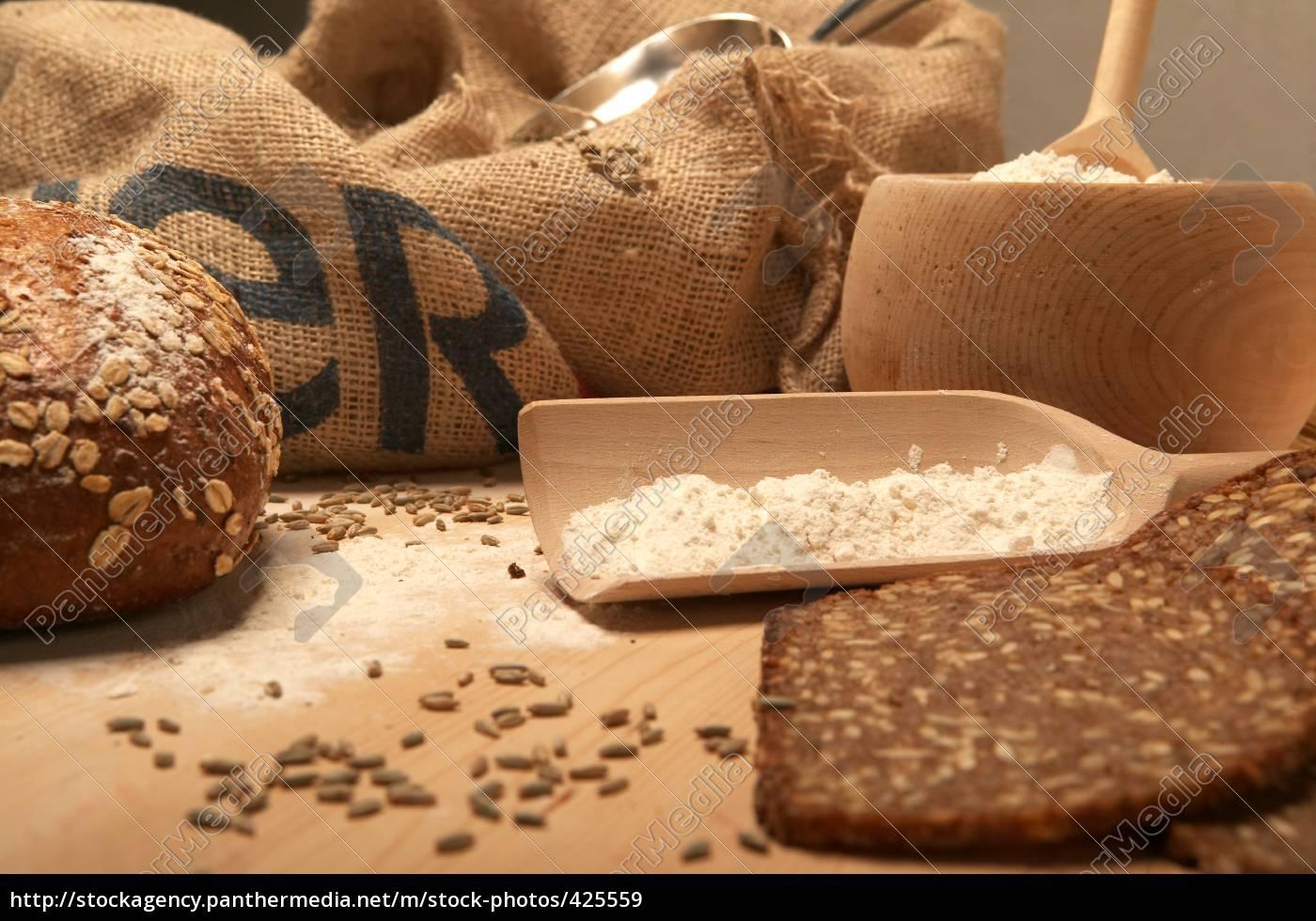 baking, bread - 425559
