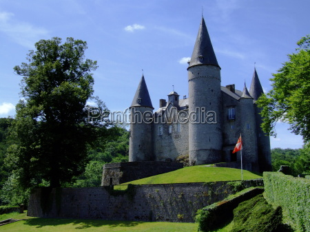chateau, de, veves, in, the, ardennes - 429594