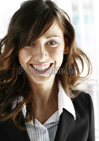 laughing, businesswoman - 434491