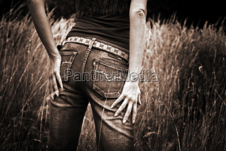sepia, jeans - 434488